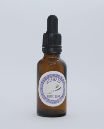 Bespoke Blend 30ml dropper bottle